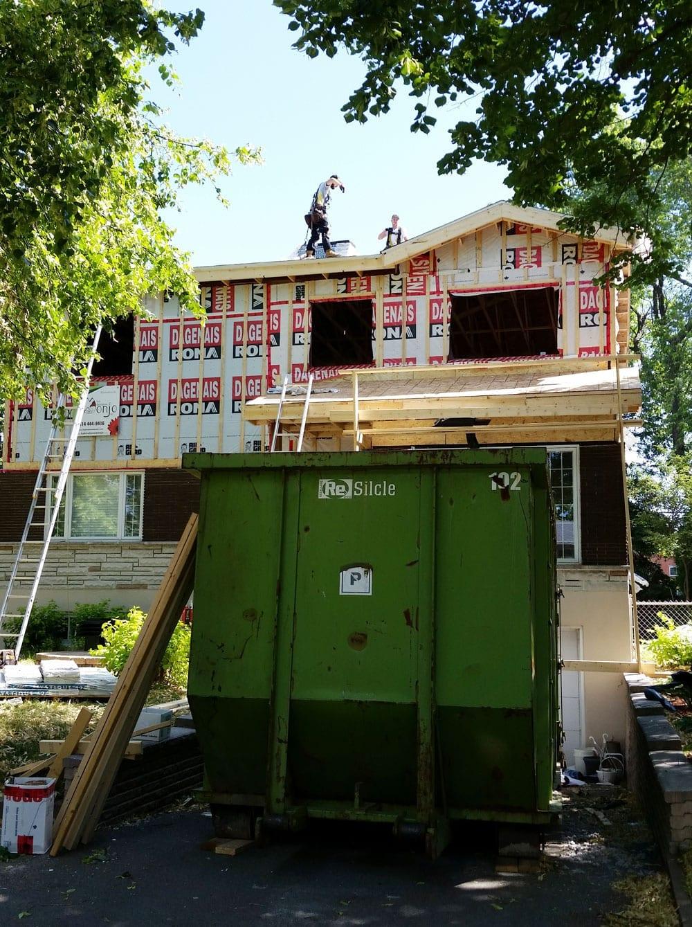 Les Habitations Monjo | Entrepreneur Général | 450 537-1234